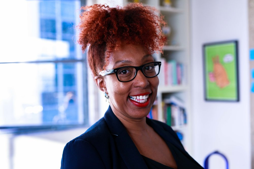 Selma Nicholls  Utopian, Diversity & Inclusion  Founder, Looks Like Me