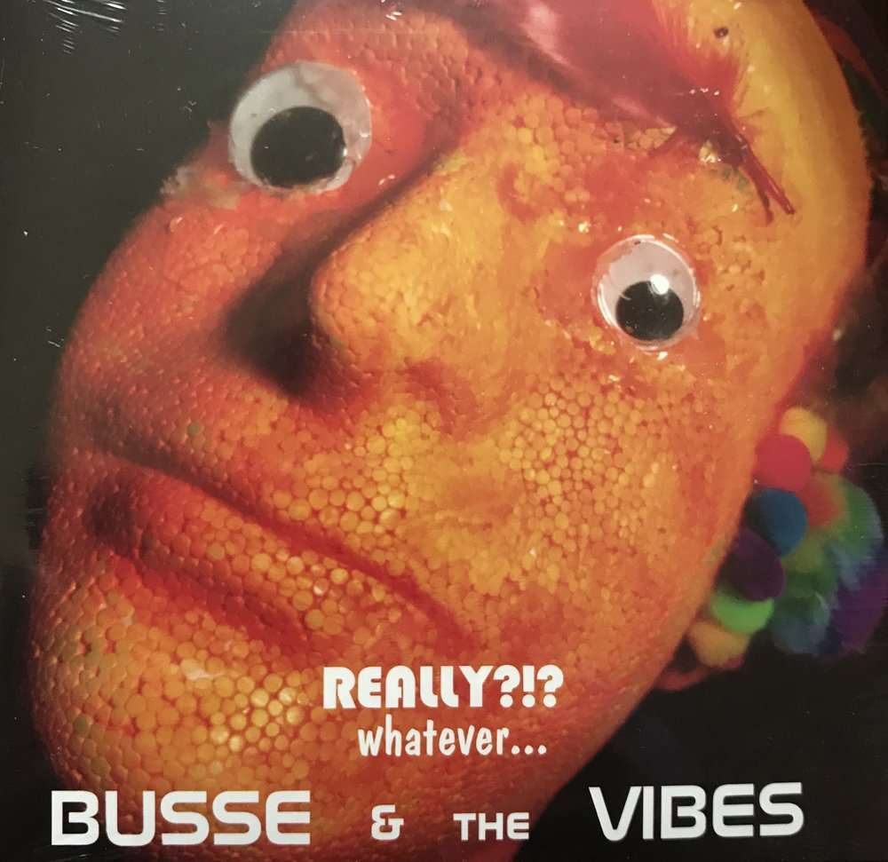 Really?!? whatever... - Busse & the Vibes (2017)