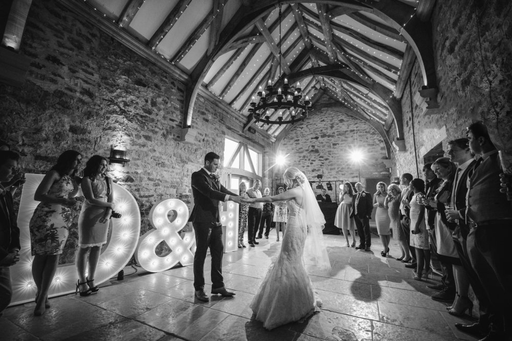 Weddings at Healey Northumberland