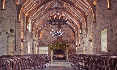 Healey Barn Weddings in Northumberland
