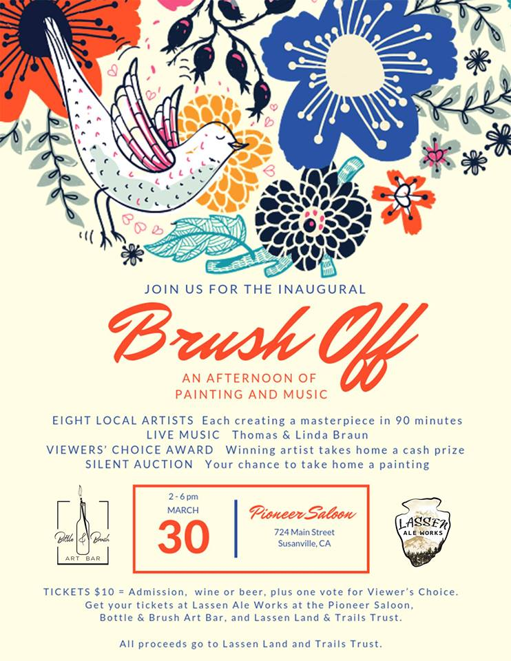 Brush Off - Inaugural