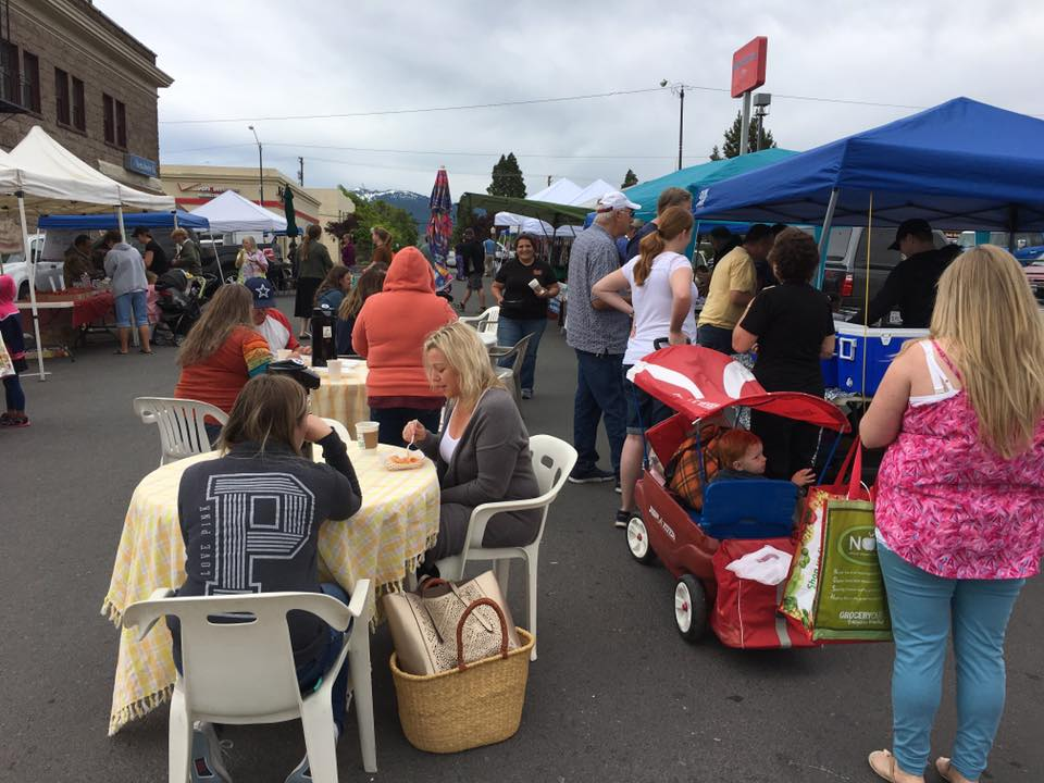 Farmers Market - Uptown Susanville(Pancera Plaza)