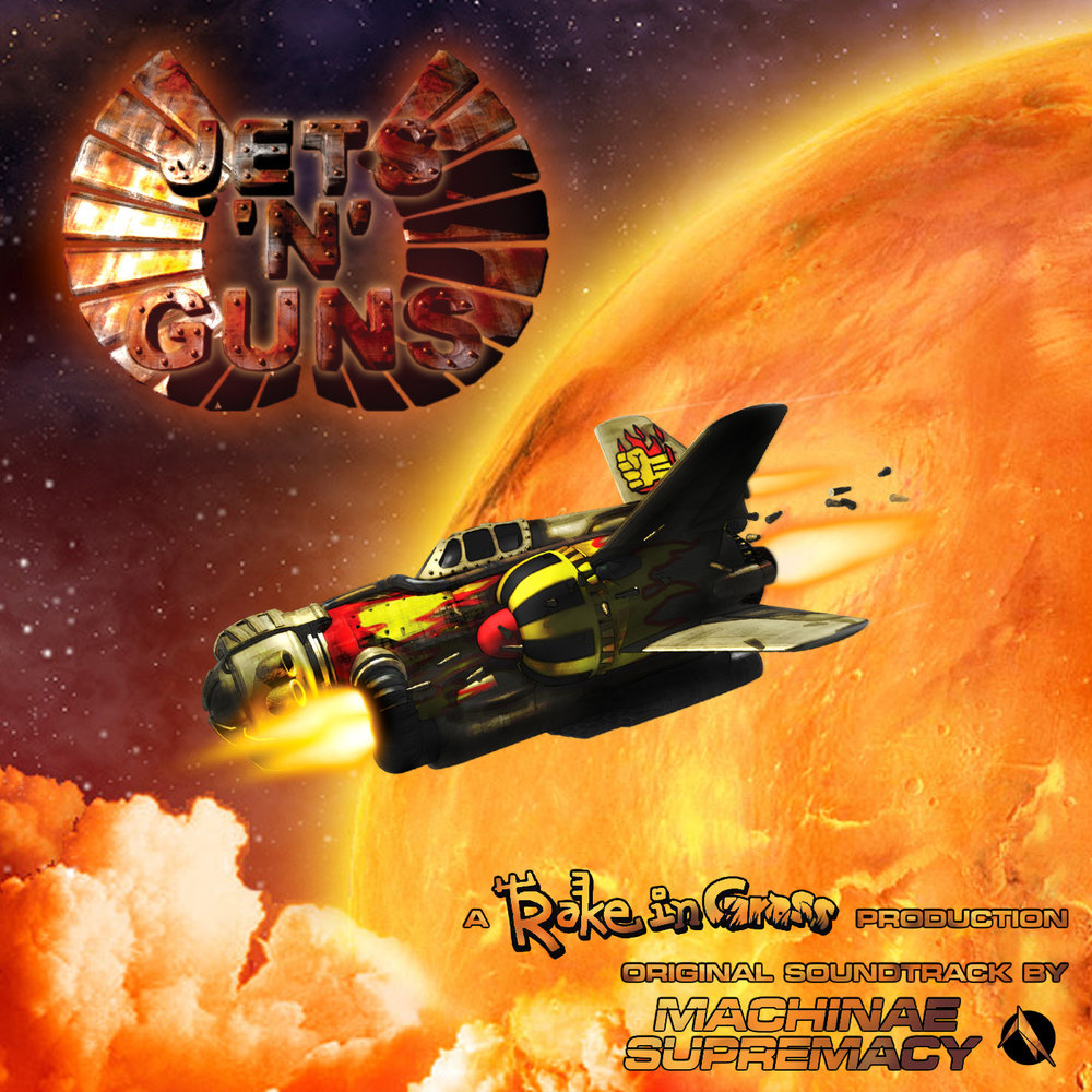 Jets'n'Guns Soundtrack