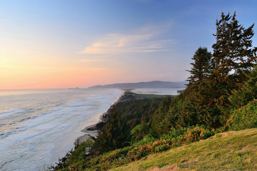 OREGON COAST STATE PARKS -
