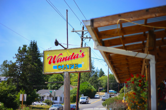Just a 20-minute drive south on US 101 from Cannon Beach, Wanda's in Nehalem is one of the best breakfast spots on the North Oregon Coast.