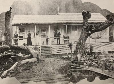 The Austin House, Arch Cape, Oregon