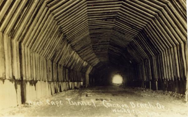 arch cape tunnel oregon coast