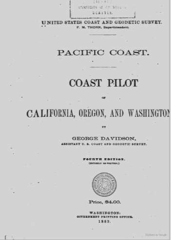 Coast+Pilot+Arch+Cape+Oregon