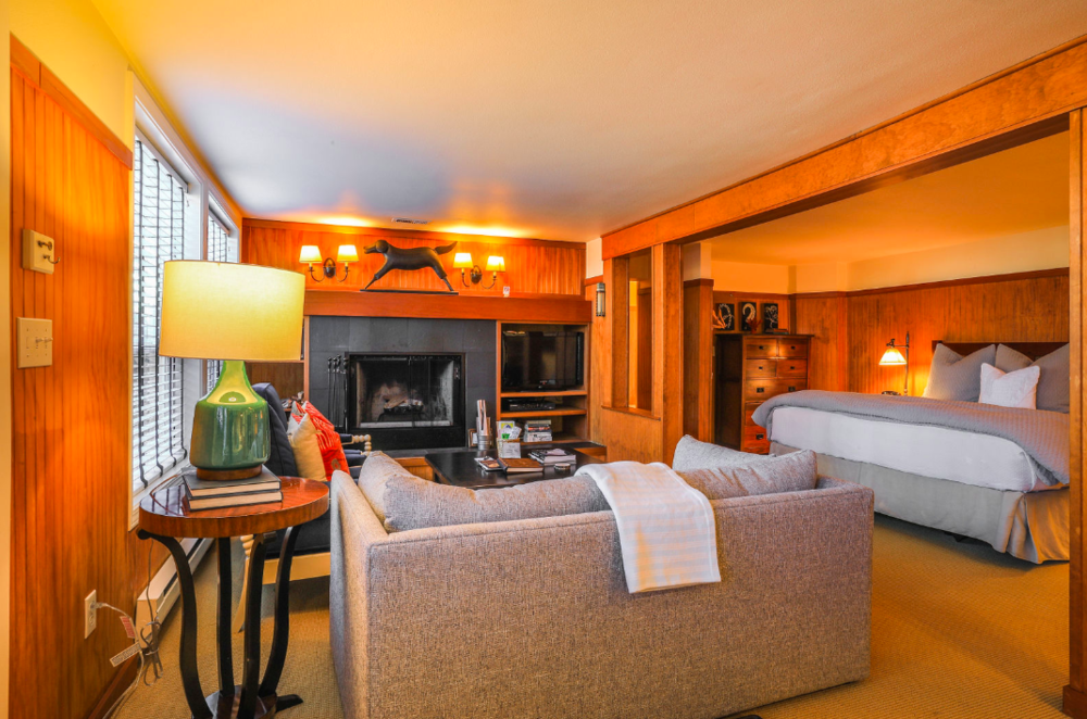 Cannon Beach Hotels | Room 6, The Inn at Arch Cape