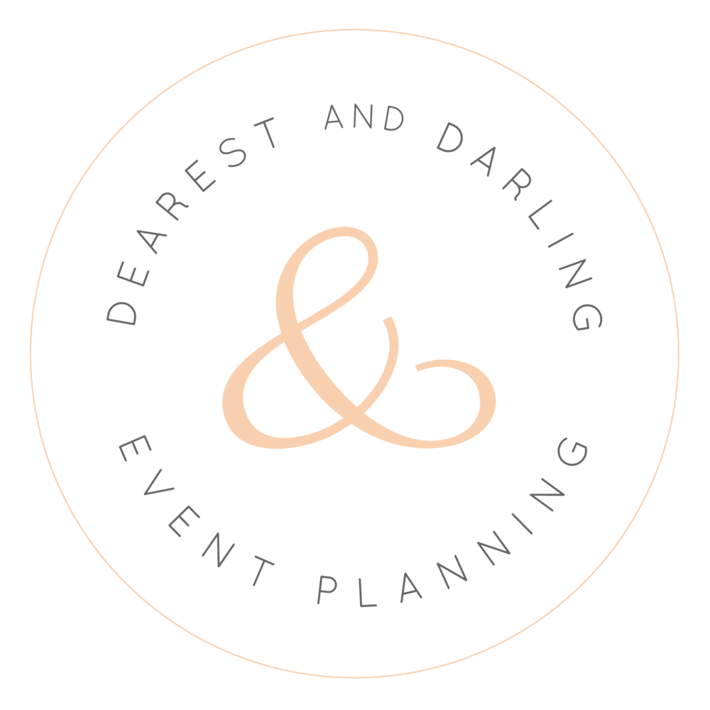 Dearest & Darling Event Planning Submark