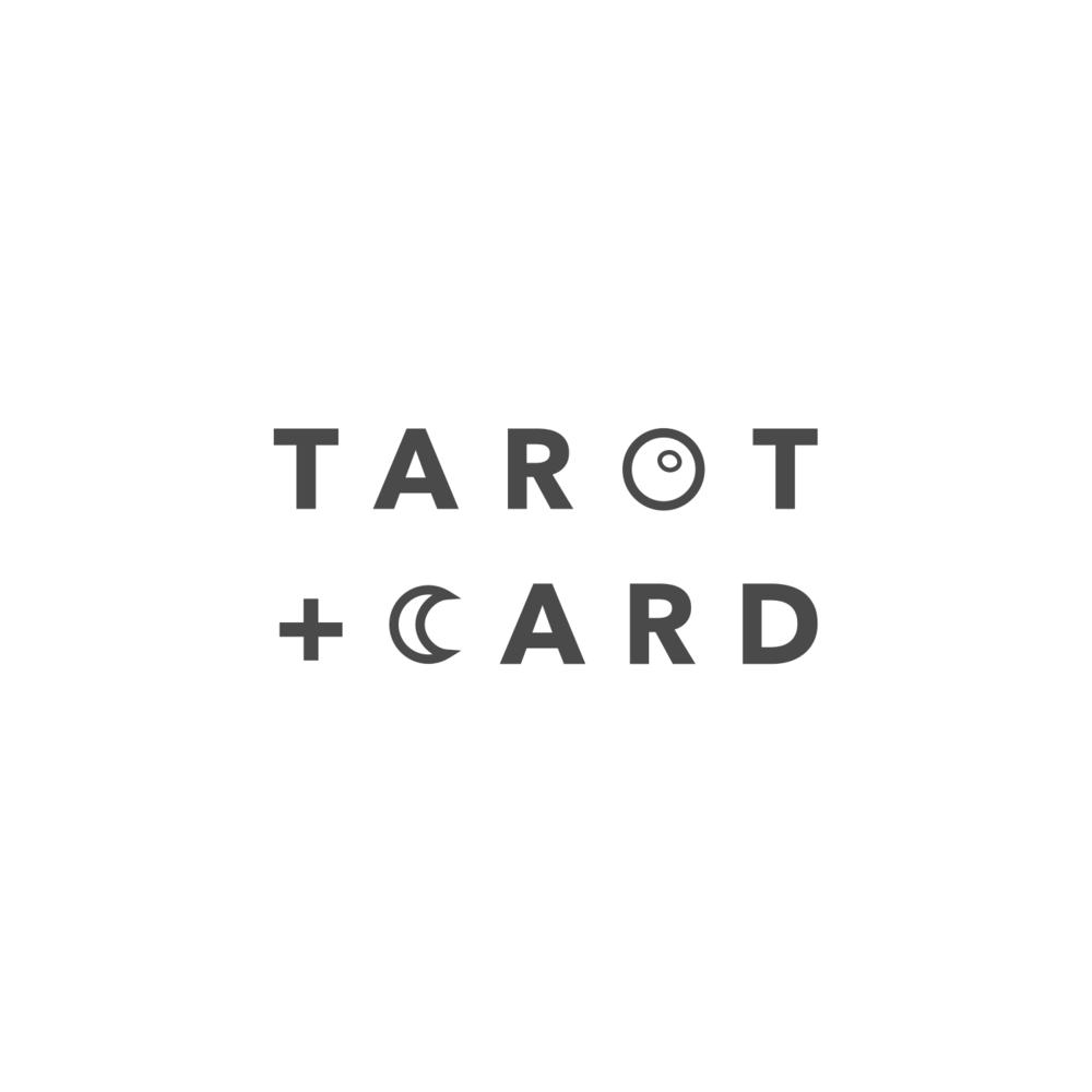 Tarot & Card Logo Concept
