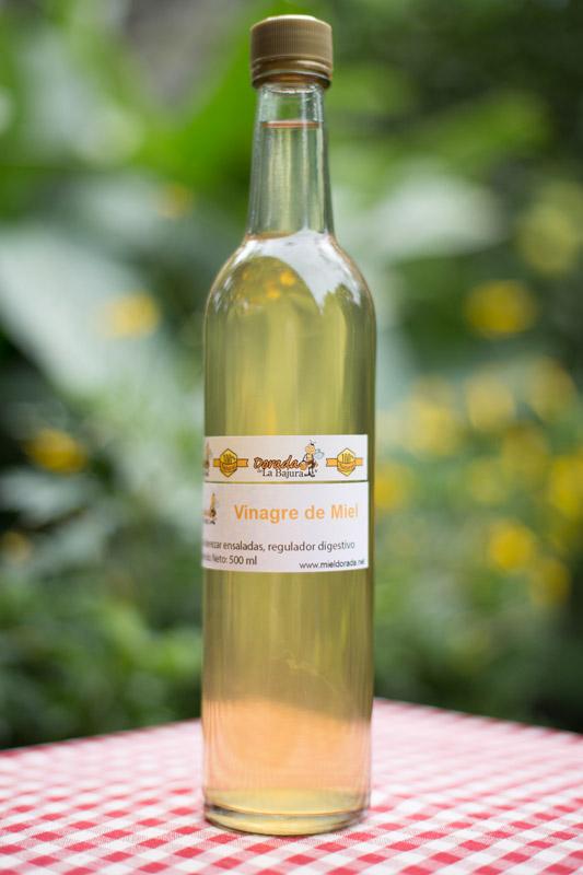 Vinagre de Miel de Abeja 500ml