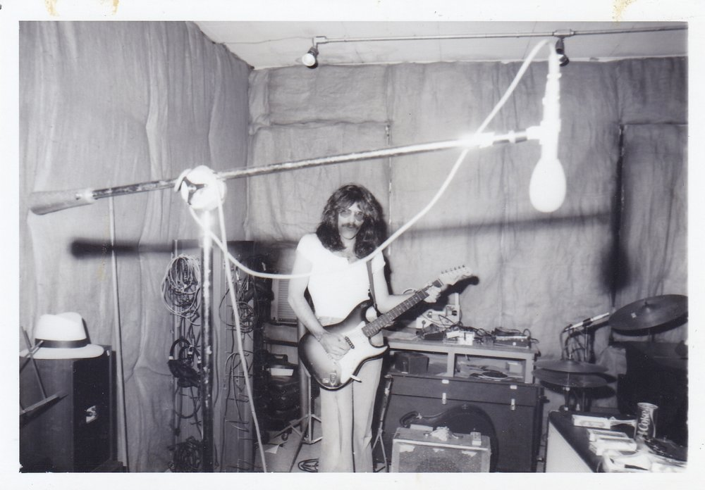 J in the Studio-1976