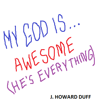 My God Is... front cover.png
