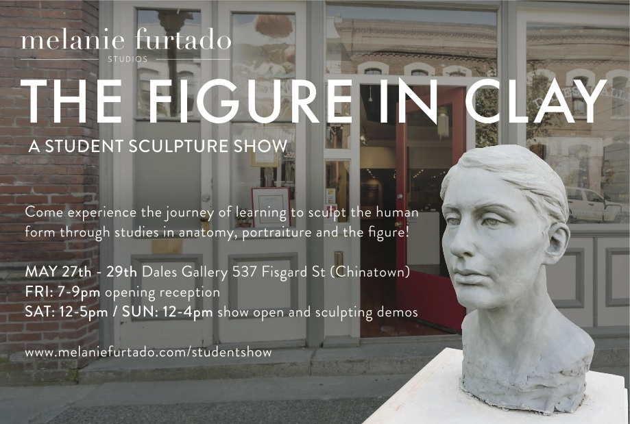 Melanie Furtado - FIGURE IN CLAY May 27-29 2016