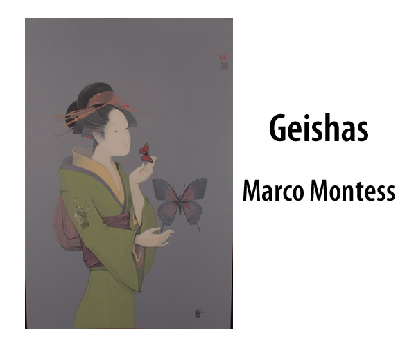 Marco Montess - GEISHAS March 3 - 31 2010