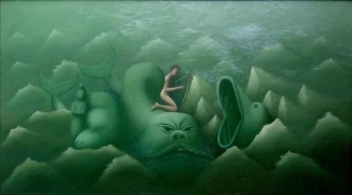 Sea Creatures Martin Honisch 2014.jpg