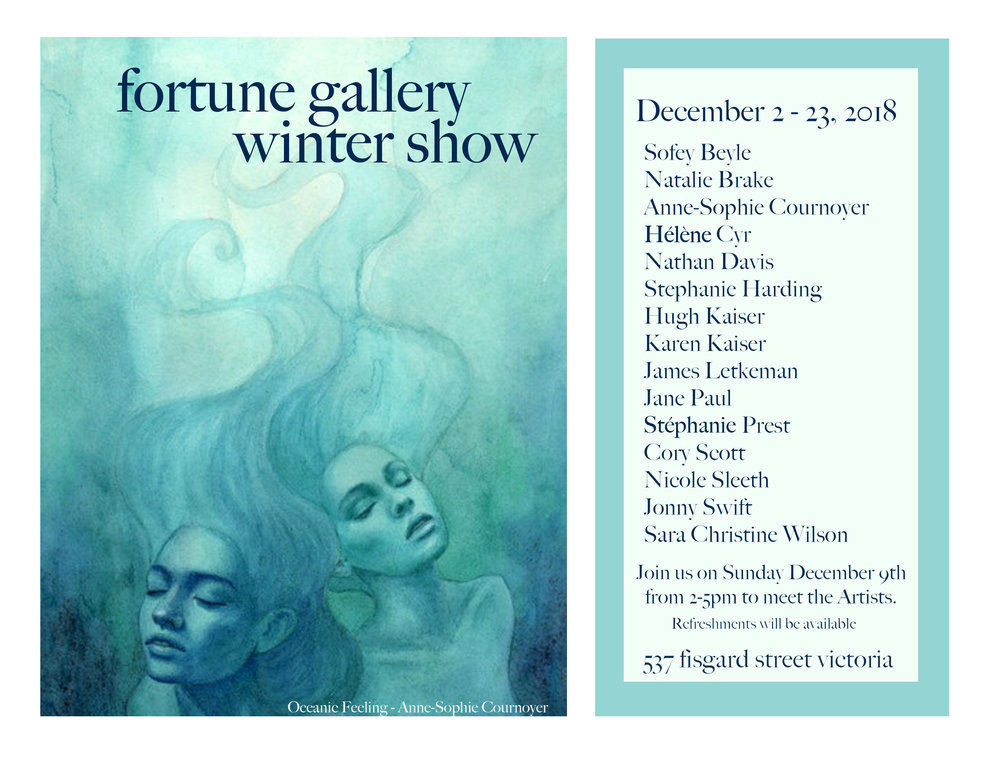 WINTER SHOW 2018 - Various Artists