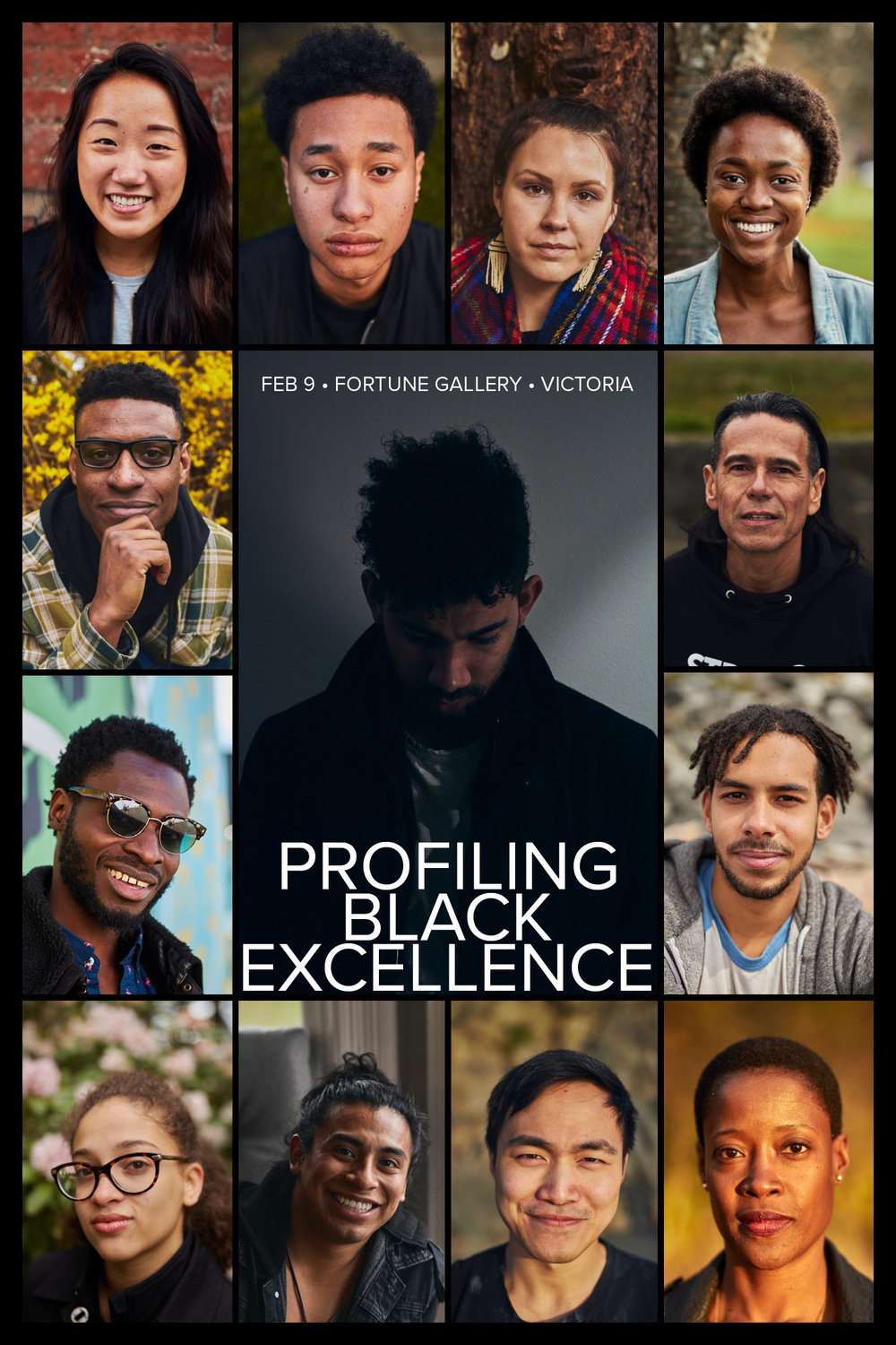 Profiling Black Excellence - Nathan Smith - February 7th - 28th