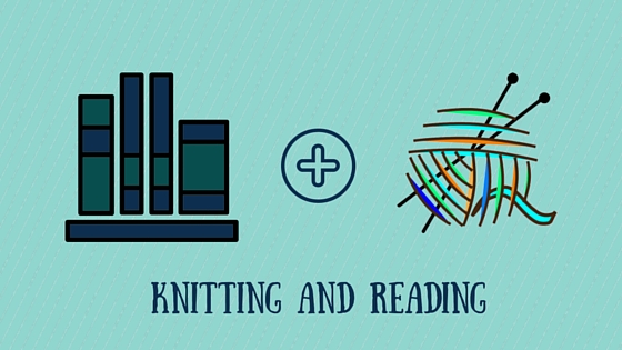 KNITTING AND READING THE NEEDLE BEE