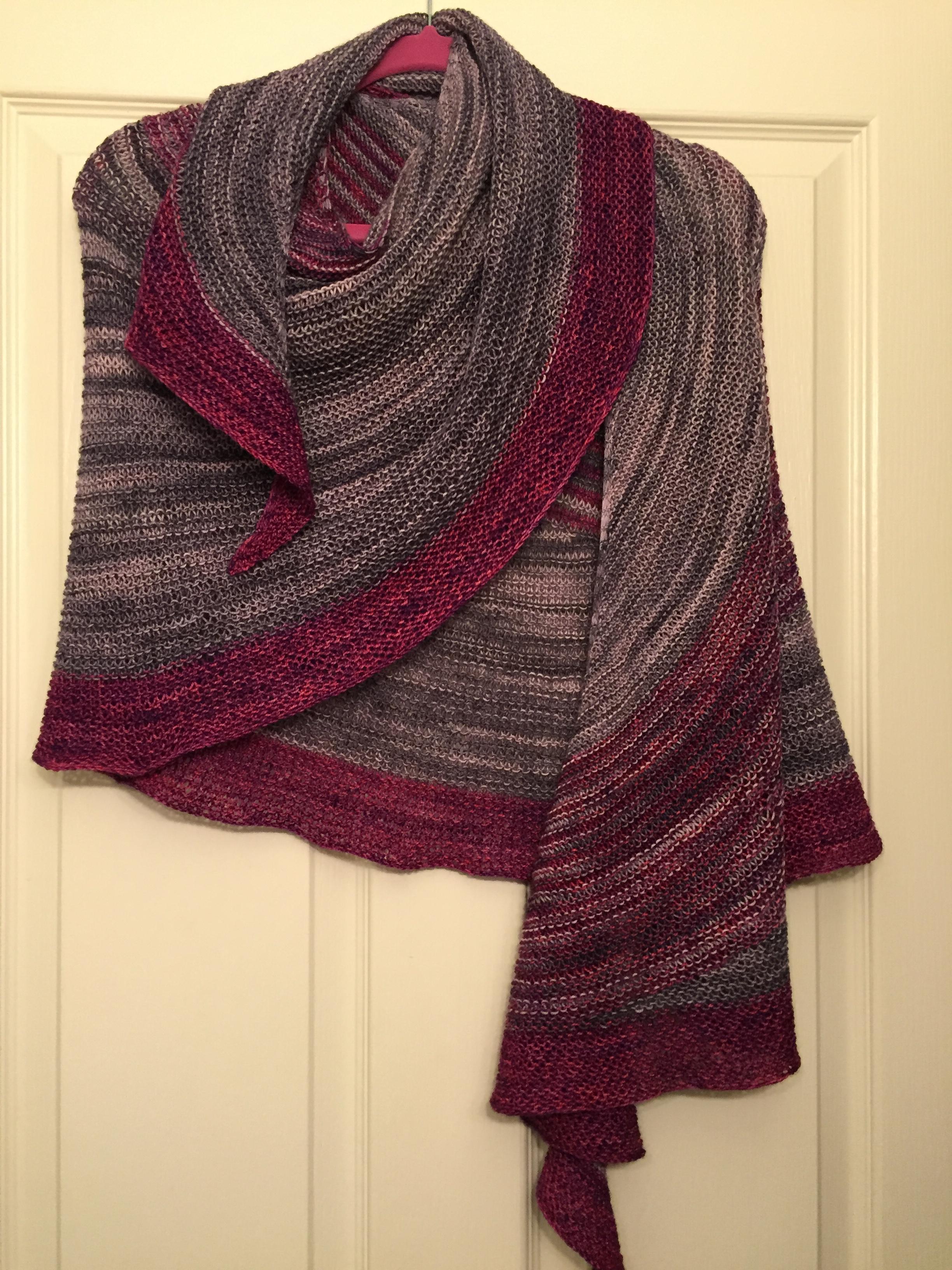 theneedlebee shawl