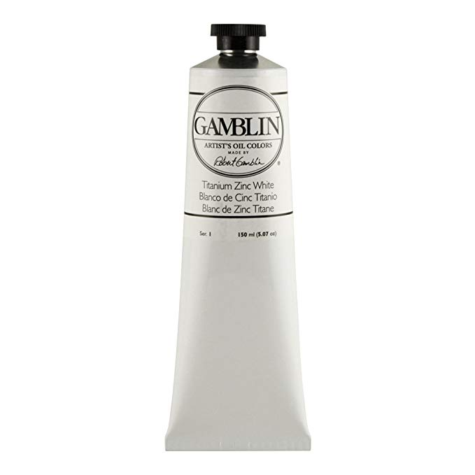 gamblin oil colors - Ordering Gambling oil colors come from amazon fresh and is easy to work with.