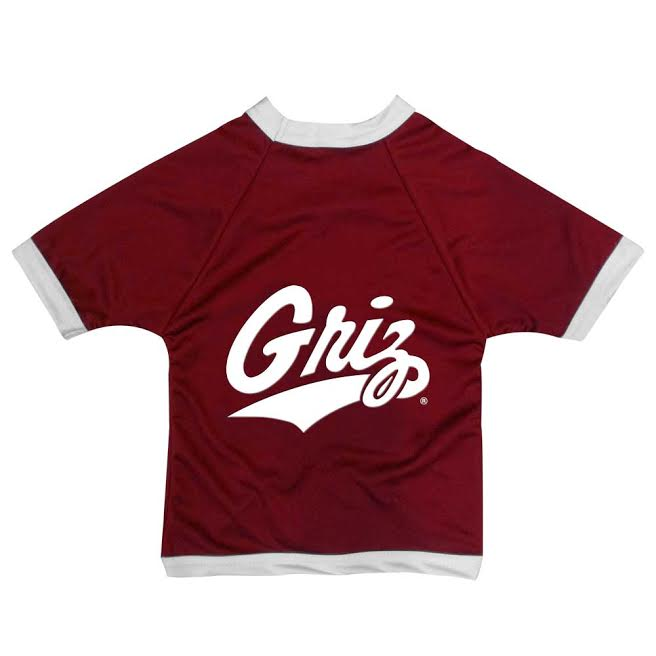 Choose from a wide selection of jerseys, cheerleader outfits, tanks and fleeces, let your Griz colors fly.