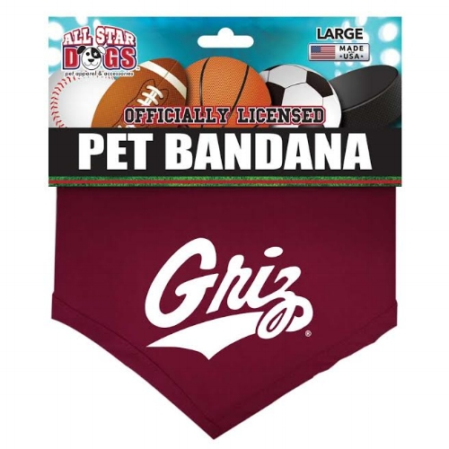 Show your 406 spirit sporting the Griz colors and logo.