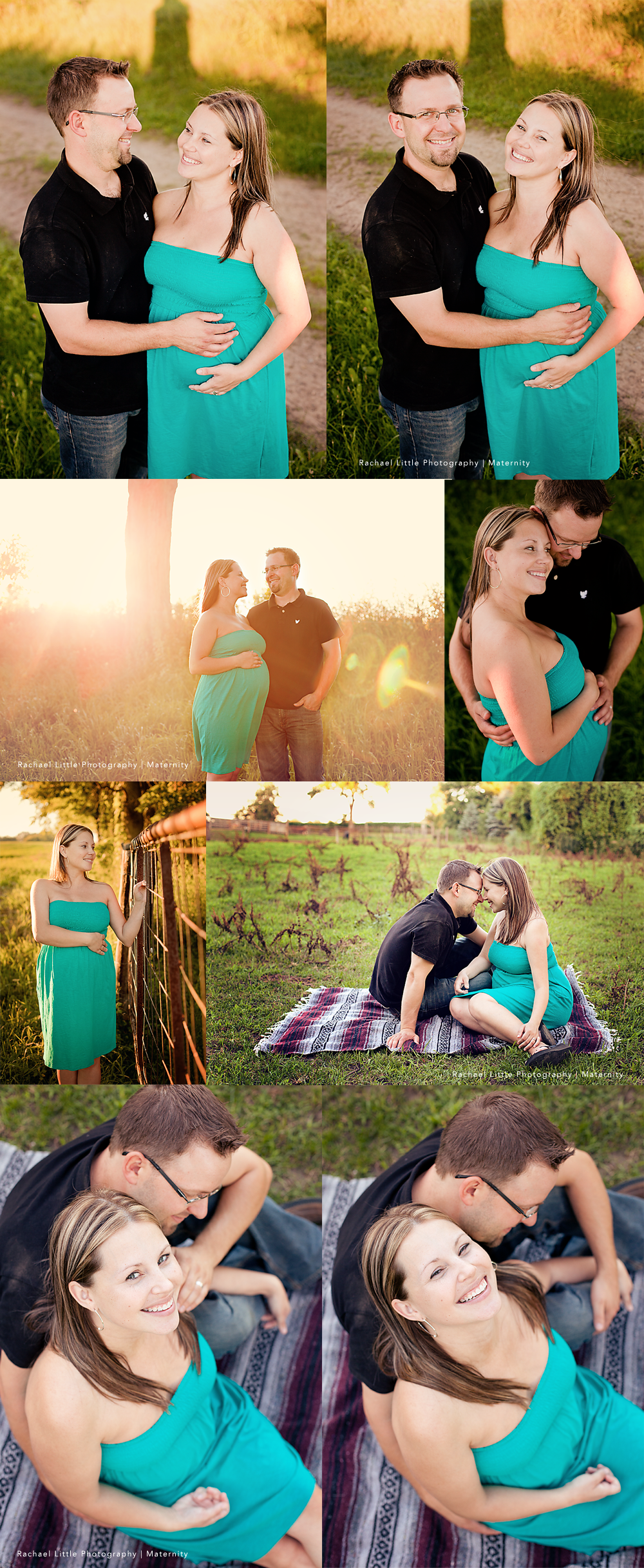 Maternity Photos Farm