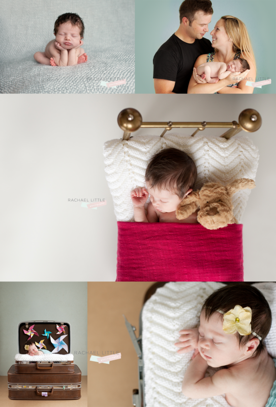 Woodstock Newborn Photos