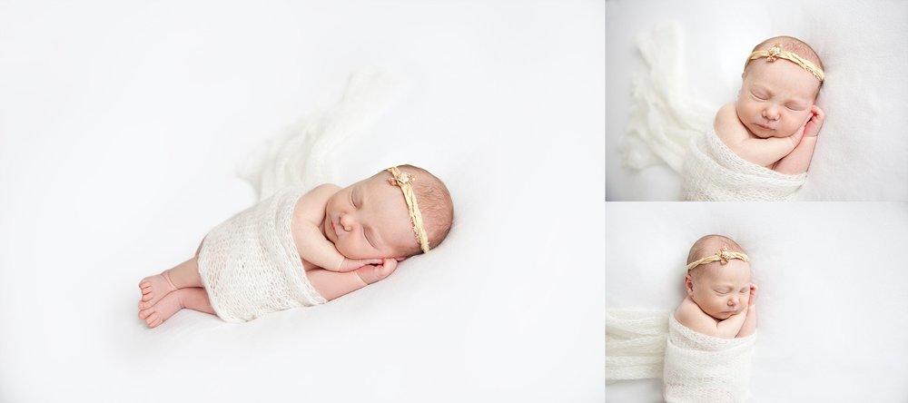 Newborn photographer in Woodstock