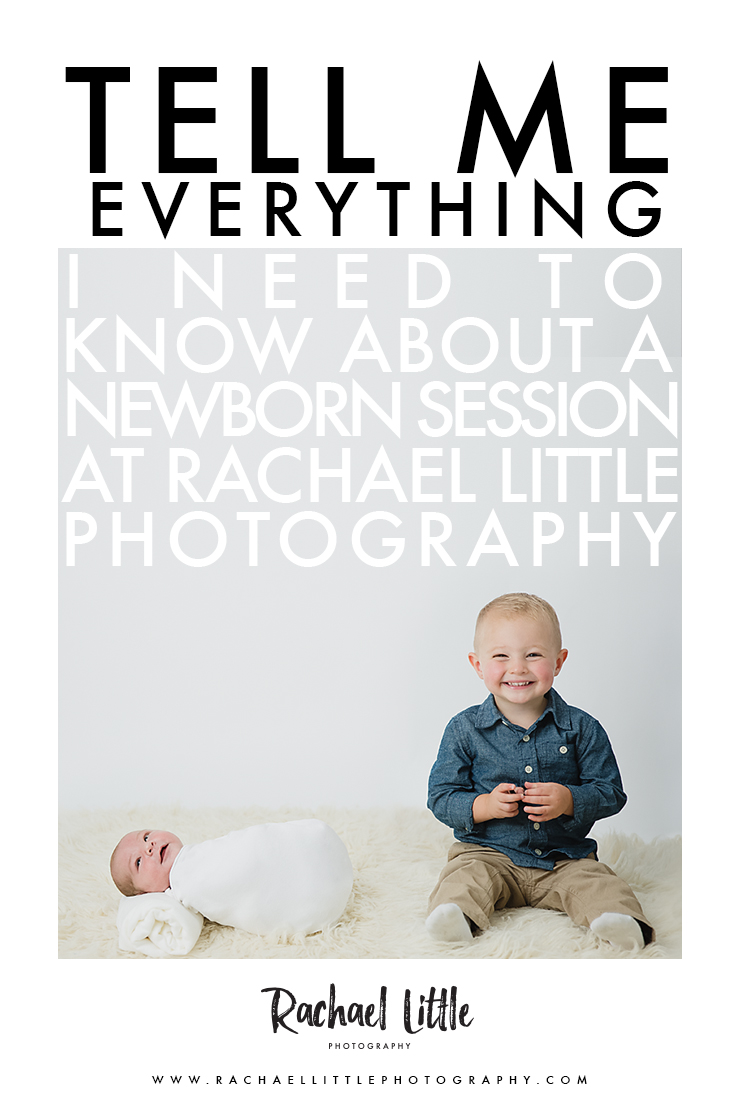 An article about what to expect during a typical newborn photography session at Woodstock Photographer Rachael Little Photography's studio in Woodstock, Ontario.