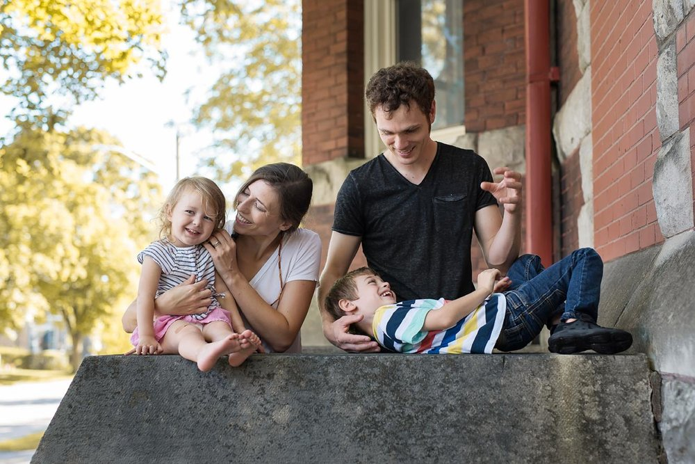 Photo of me and my family by Gustavo Vergara of Arana.ca Photography in St. Catharines ON