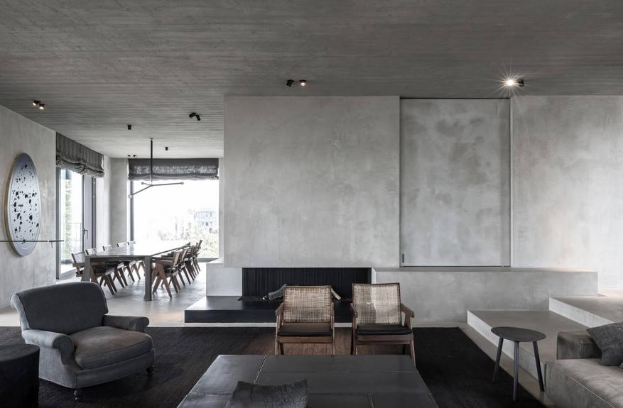 Architectural design by Vincent Van Duysen