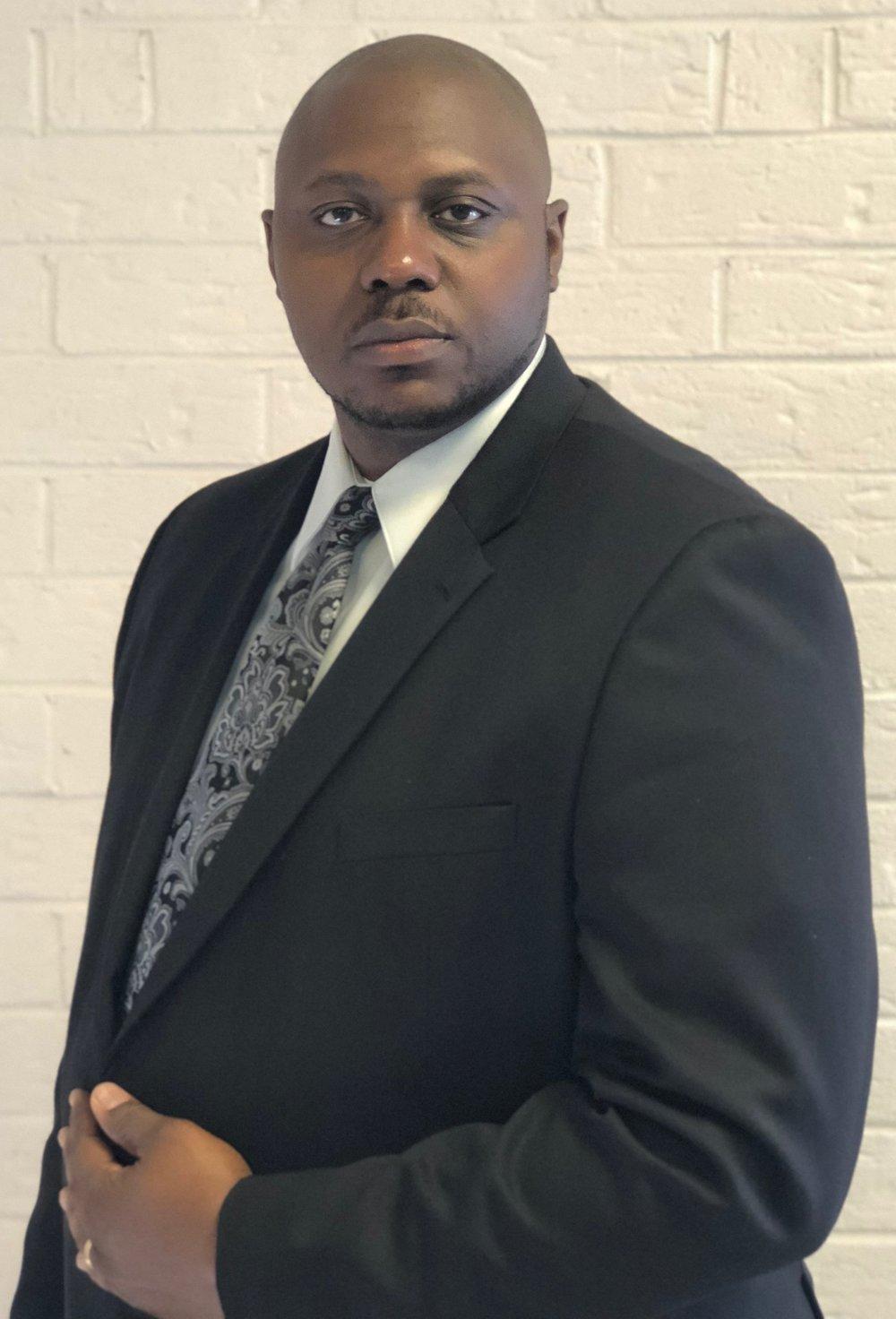 Rev. Steven L. Howard, Senior Pastor