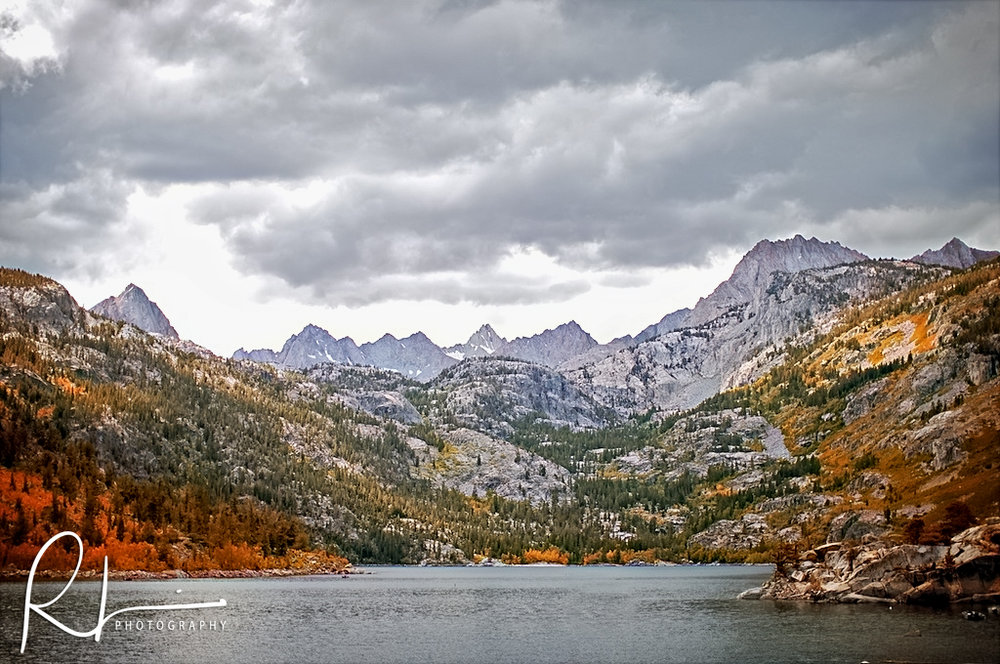 North Lake in the Sierra Nevada Range