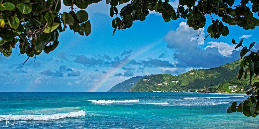 BVI rainbow