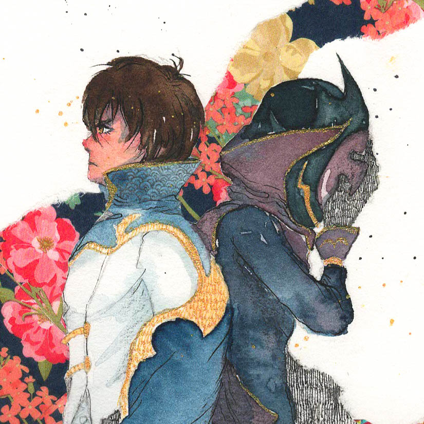Code Geass - Lelouch & Suzaku