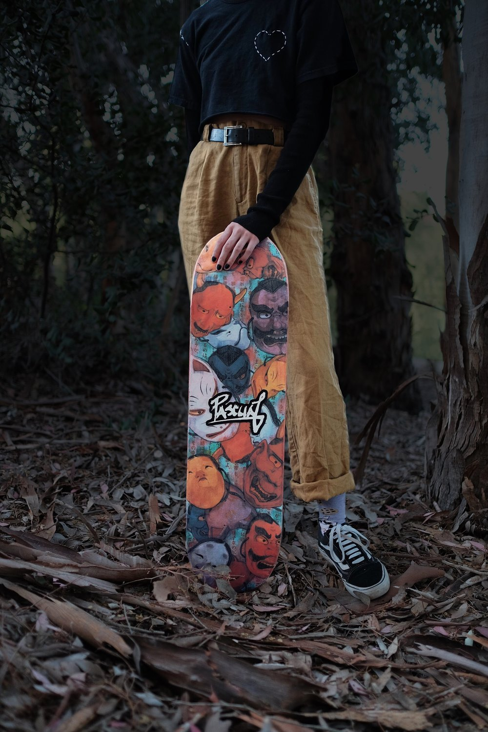 Two-Faced Exclusive SDCC 2018 Skate Deck - Only Available at San Diego Comic Con 2018 (Booth #4716)