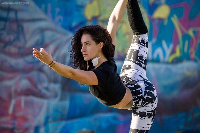 Amanda Hills,  Yoga Instructor, Paddle Board Instructor