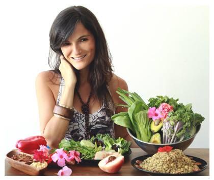 Juliana Jordani,  Holistic Chef