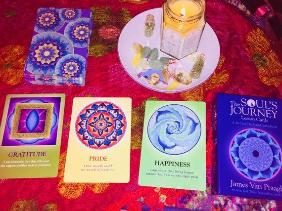 Soul's Journey Cards