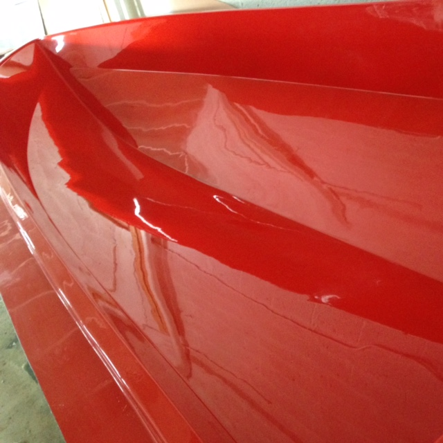 Every quality boat begins with a quality mold. Because our boats are all finished in premium quality gelcoat and never painted, the mold is the key to a durable high luster finish. Our molds are meticulously maintained to ensure a highly consistent product. -