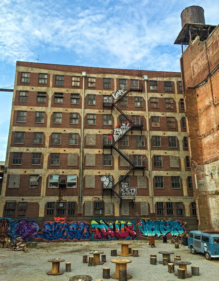 Exploring the Realm of Street Art in the West Bottoms- Sean O' Dell     Sunday April 29, 2018 - General Information Booth , West Bottoms