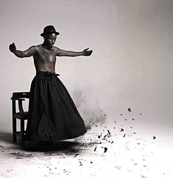 Mohau Modisakeng, Standard Bank Young Artist 2016