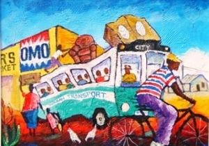 Nicky Chovuchovu Durban by Bus