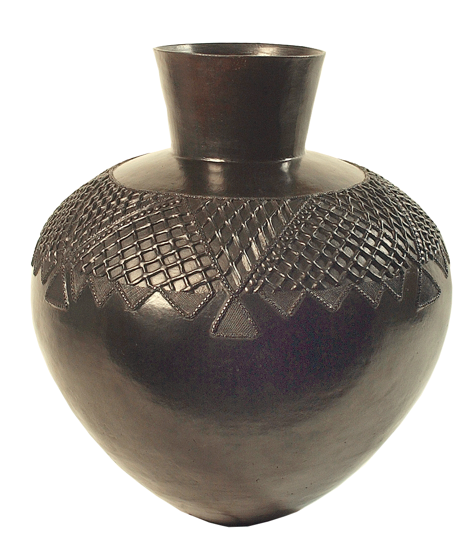 Ntombi Nala,  Uphiso , earthenware