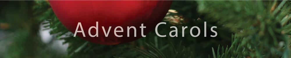 Coming up 26th November: Advent Carol Service
