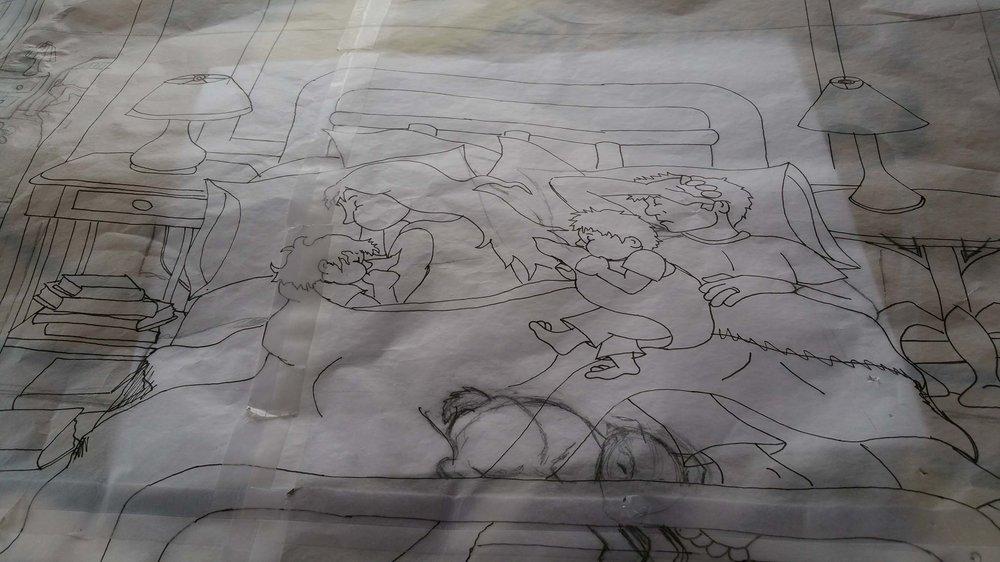 sketch_saturday morning