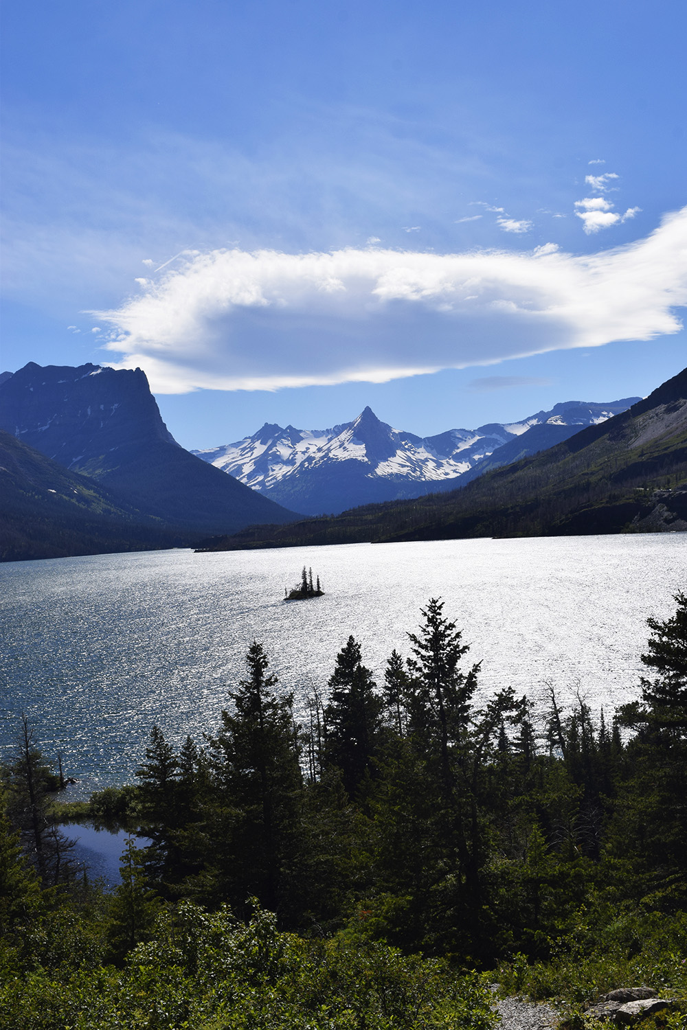 For an overview post of Northern Montana's National Park gem go  HERE  (on my Kelly Lewis Writer's web page)